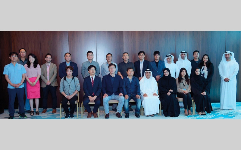 الصورة: «دافزا» تستشرف الفرص الاستثمارية الجديدة مع كوريا الجنوبية