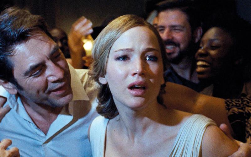«أم!».. الفيلم الأكثر جنوناً في مسيرة ديرين أرونوفسكي