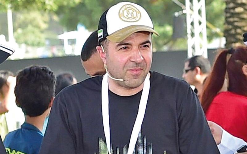 ناصر آل رحمة: دبي تقدم للعالم مبادرة فريدة من نوعها - الإمارات اليوم