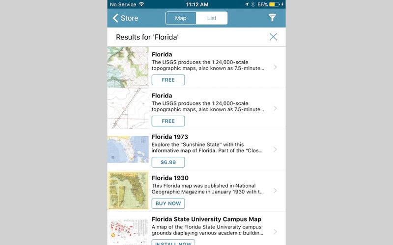 Avenza Maps.. خرائط موثوقة تُستخدم دون اتصال بالإنترنت