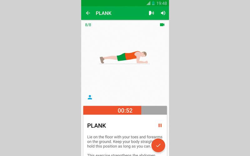 30 Day Fitness Challenge.. للمساعدة على ممارسة التمرينات الرياضية