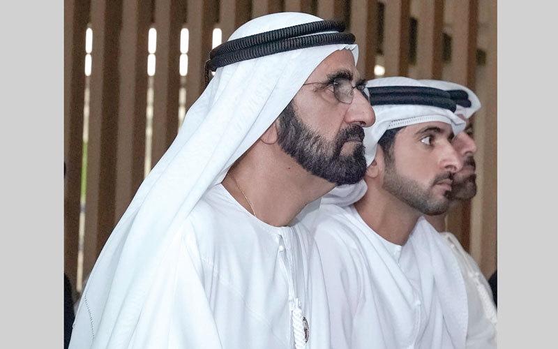 محمد بن راشد دعا الشباب العربي للتسجيل على الموقع www.arabcoders.ae للتدرب مجاناً. وام