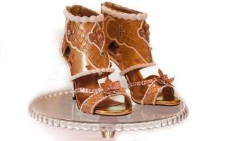 الصورة: أغلى حذاء بالعالم.. «يخطو» في دبي مزيناً بالألماس الوردي