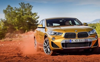 """الصورة: بالصور: """"BMW"""" تكمل عائلة الفئة """"X"""" بالكشف عن جديدها """"X2"""""""