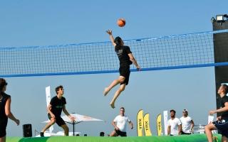 الصورة: «تحدي دبي للياقة».. 40 نشاطاً رياضياً في «كايت بيتش»