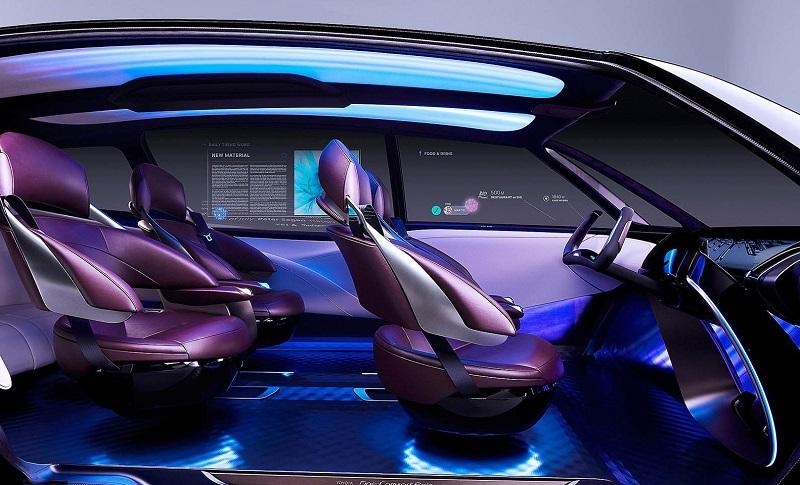 """بالصور: """"تويوتا"""" تقدم """"Fine-Comfort Ride"""" الاختبارية ذاتية القيادة"""