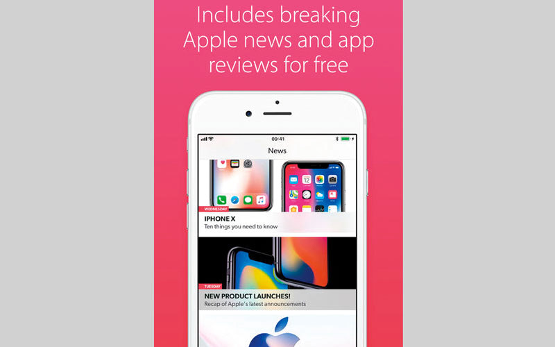التطبيق يحتوي على 200 نصيحة للتعامل مع أجهزة «آي باد». من المصدر
