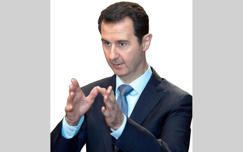 روسيا اتخذت قراراً نهائياً بأن الأسد سيظل رئيساً لسورية. إي.ب.أ