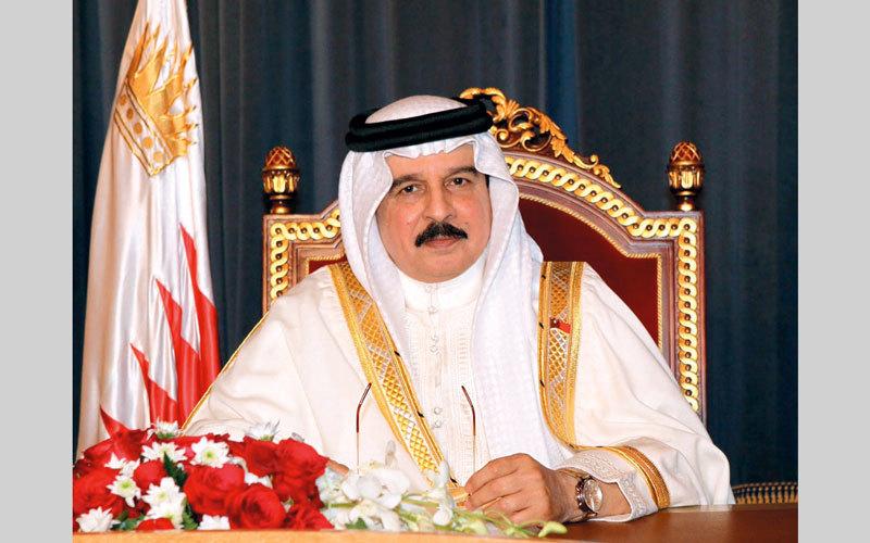 ملك البحرين: الوقت قد حان لاتخاذ إجراءات أكثر حزماً تجاه من يستقوي بالخارج لتهديد أمن أشقائه وسلامتهم. أرشيفية