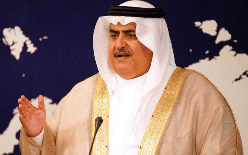 خالد بن أحمد : إن كانت قطر تظن أن مماطلتها وتهربها الحالي سيشتري لها الوقت حتى قمة مجلس التعاون المقبلة فهي مخطئة.