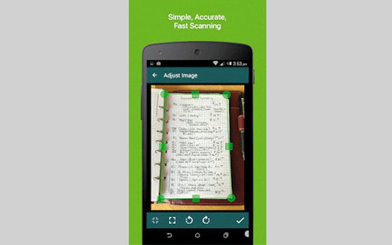 Clear Scanner: Free PDF Scans.. مسح ضوئي سريع للوثائق