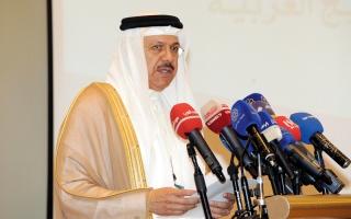 الصورة: «العربية لحقوق الإنسان» تـدعم الزياني ضد إساءات قطر