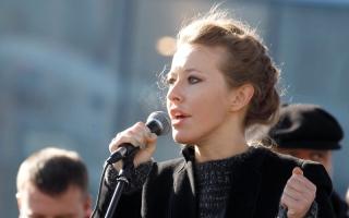 الصورة: ابنة رب عمل بوتين السابق تنوي ترشيح نفسها لانتخابات الرئاسة الروسية