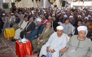 الصورة: مبادرة لتحويل سوهاج محافظة خالية من «الثأر»
