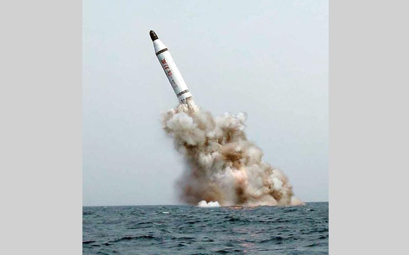 تهديد كوريا الشمالية بــات أكـثر خطورة من أزمة الصواريخ الكوبية