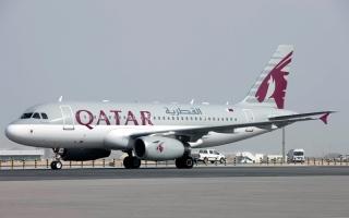 الصورة: قطر تصرّ على تفضيل الارتماء في أحضان إيران بزيادة طيرانها إلى شيراز
