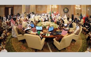 الصورة: تعليق عضوية قطر في «التـعاون الخليجي» و«الجامعة» ضـرورة ملحة