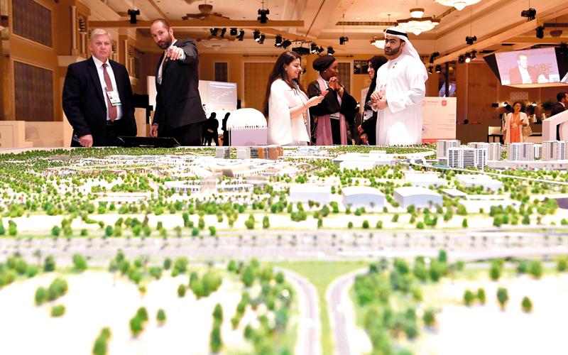 مسؤولون أكّدوا أن معرض «إكسبو 2020 دبي» سيشكل منصّة مثالية للأسواق الإفريقية لعرض فرصها الاستثمارية والتجارية. تصوير: باتريك كاستيلو