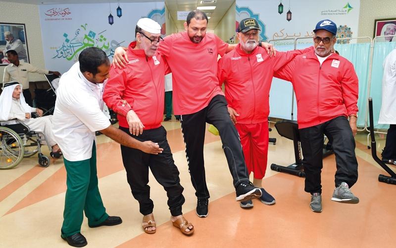 الصورة: «صحة دبي»: خطة توسعة لـ «ملتقى الأسرة» بـ 12 مليون درهم