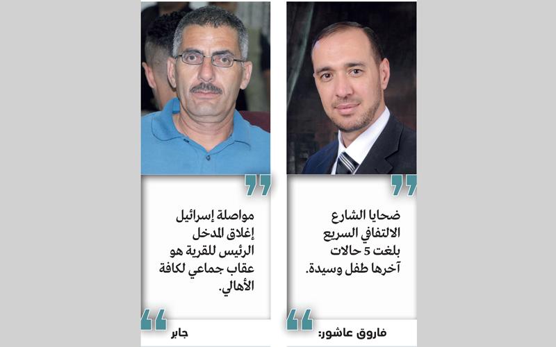 خربة قلقس الفلسطينية.. 17 عـاماً من الإغلاق والعزلة