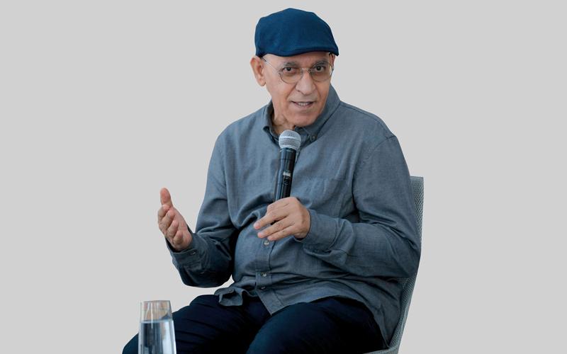عبدالرحيم: حسن كان الصديق والفنان الذي يُلهمني ويشكل بفنه إطلالة مختلفة لي على العالم.