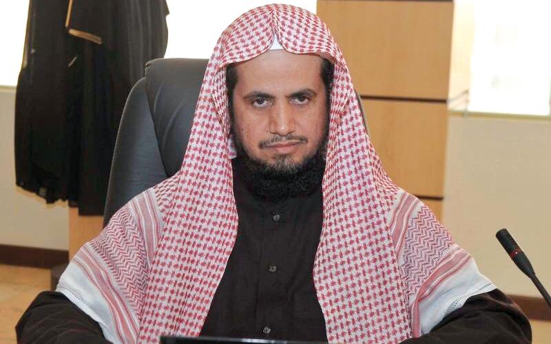 النائب العام السعودي الشيخ سعود بن عبدالله المعجب. أرشيفية
