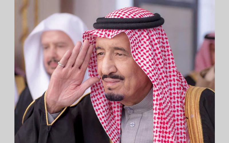 الملك سلمان أمر بتشكيل لجنة مكافحة الفساد. أرشيفية