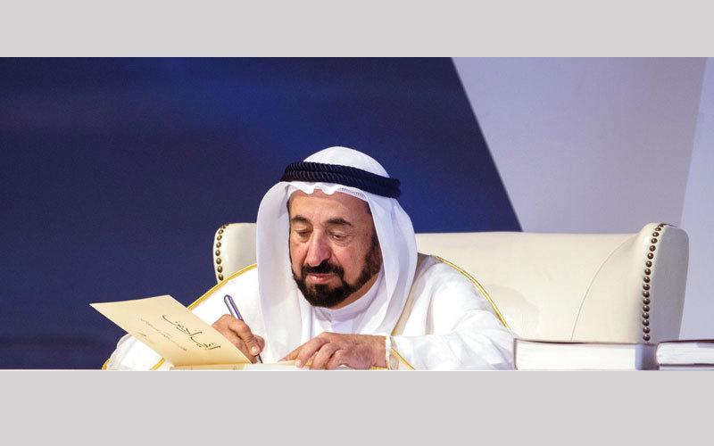 سلطان يواصل دعم مسيرة «إنتاج المعرفة»