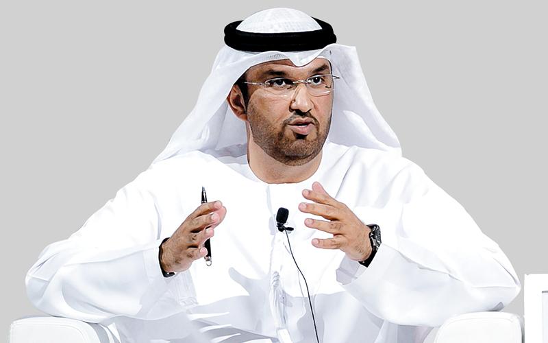 الدكتور سلطان الجابر: نحن في زمن التكامل بين الإعلام الجديد والتقليدي.. والإعلام في الدولة إعلام وطني بامتياز.