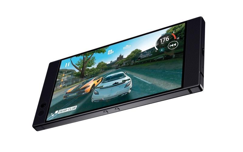 الصورة: «رازر» تطرح أول هواتفها الذكية لعشاق الألعاب