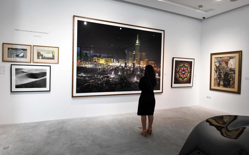 «بلا حدود: دبي».. روائع من الشرق والغرب