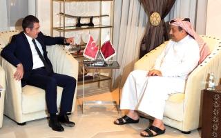 الصورة: تركيا تزيد من توغلها في قطر بإنشاء مركز تدريب عسكري