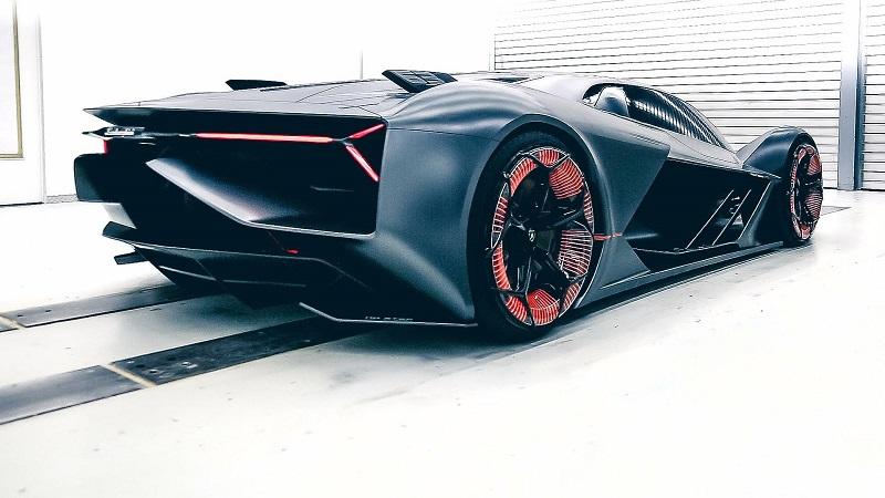 """كيف ستبدو سيارات """"لامبورغيني"""" بحلول عام 2040؟ ... شاهد الصور"""