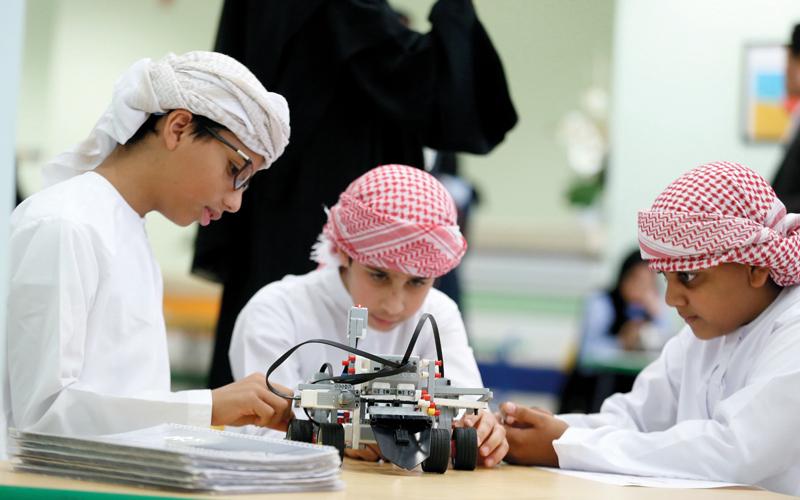الدورة السابعة لـ «المهرجان» تتضمن 71 فعالية معدة لتحفيز الابتكار وتعزيز الشغف بالعلوم. من المصدر
