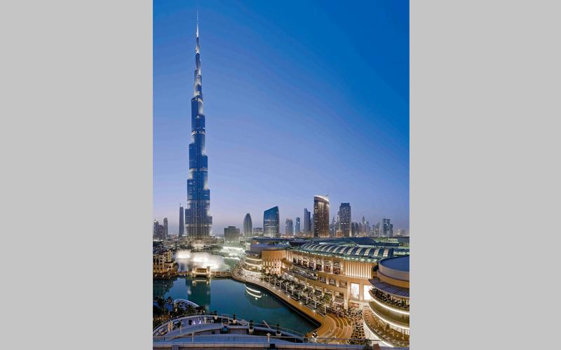 «دبي مول» حقق أعداداً قياسية من الزوار، مع استقباله 58 مليون زائر خلال الأشهر التسعة الأولى من العام الجاري.  من المصدر