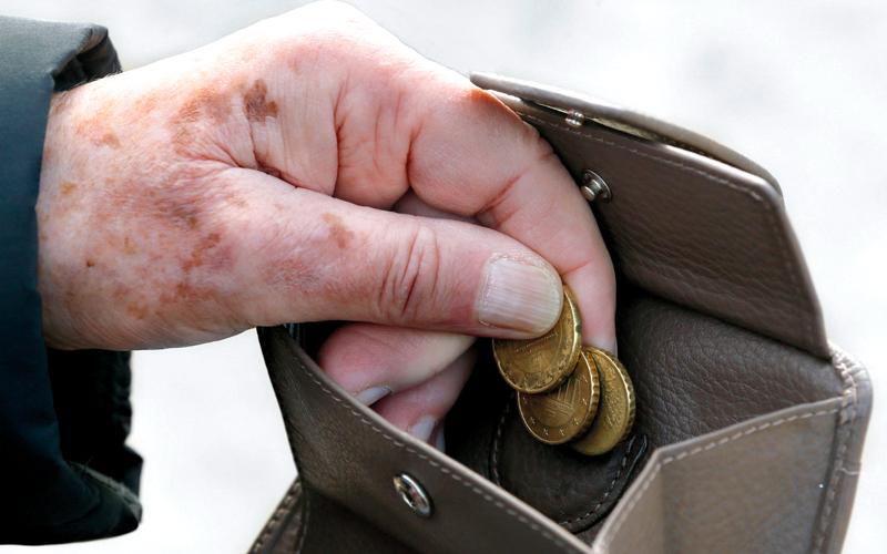 الفقر لم يترك شيئاً لشريحة من الألمان تتزايد دوماً.