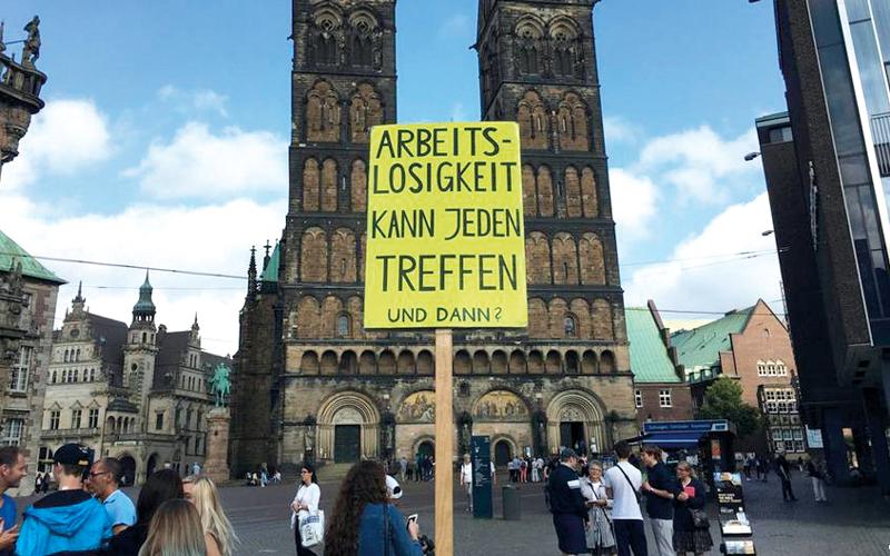 خُمس الألمان مهدد بالفقر أو التهميش الاجتماعي