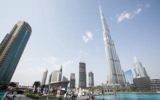 الصورة: 3 أيام من النشاط والمرح في ظل برج خليفة