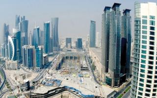 الصورة: هبوط أرباح قطاع  «الشركات العقارية» القطري
