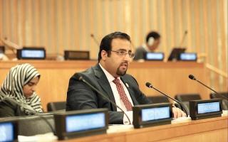 الصورة: الإمارات تتبرع بـ 9.6 ملايين درهم إضافية  للأمم المتحدة
