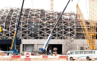 الصورة: الإعلان عن تأسيس لجنة دولية لمقاضاة قطر بشأن العمالة
