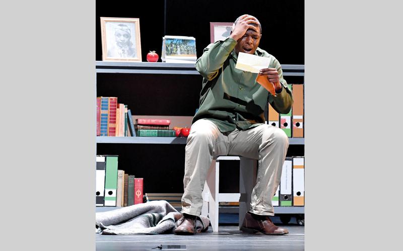 مانديلا.. حياة الأسطورة على خشبة «دبي أوبرا»