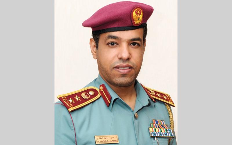 العقيد الدكتور حمود سعيد العفاري : عدد المنتسبين الذين تم تخريجهم منذ إطلاق «كلنا شرطة» في سبتمبر الماضي بلغ 1419 منتسباً.