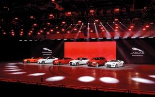 الصورة: «دبي الدولي للسيارات» يستعد للكشف   عن أبــرز   10 طرز عالمياً وإقليمياً