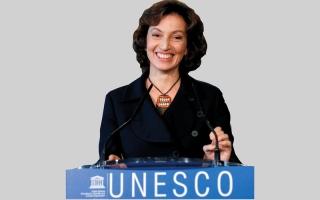 الصورة: تثبيت تعيين الفرنسية أزولاي مديراً عاماً لـ «اليونسكو»