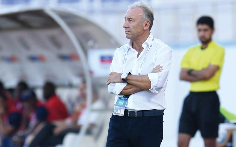 المنتخب يخسر من هاييتي بسبب الإصابات وخطة 3-4-3 «الجديدة»