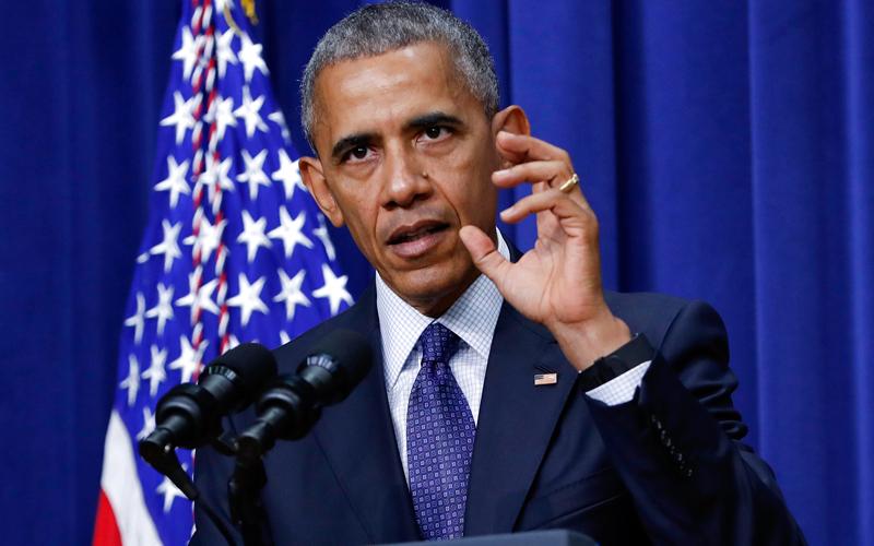 أوباما أخطأ في تقديره لسلطة المالكي.  أ.ب