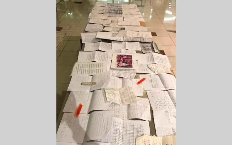 مفتشو جمارك دبي نجحوا خلال العام الماضي في ضبط 44 محاولة تهريب مواد سحر وشعوذة. من المصدر
