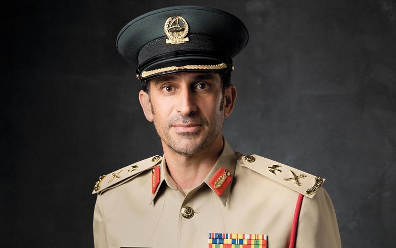 اللواء عبدالله خليفة المري : (عيون ترصد) تعَدّ من أهم عمليات التعاون الدولي لشرطة دبي في مكافحة المخدرات.