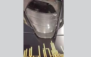الصورة: بالفيديو.. 720 S سيارة مطعمة بالذهب مخصصة فقط للإمارات من ماكلارين